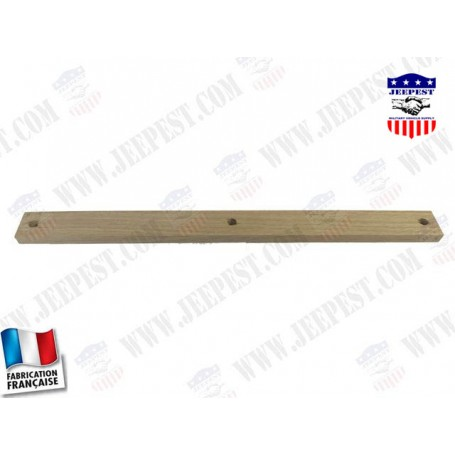 WOOD SPACER DRIVER SEAT