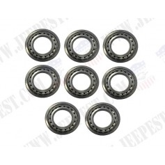 BEARING WHEEL CPT 18520-18590 (SET OF 8)