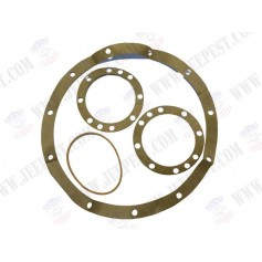 GASKETS SET FRONT AXLE SPLIT