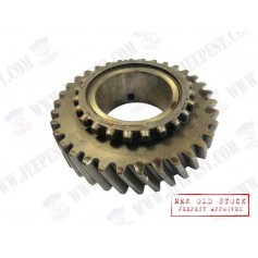 GEAR MAIN SHAFT THIRD SPEED GMC