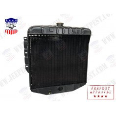 RADIATOR ASSEMBLY NEW T214 NET