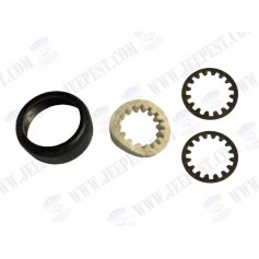 KIT OIL SEAL+RETAINERS+COVER PROPELLER