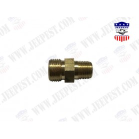CONNECTOR FUEL FILTER GMC