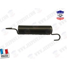 SPRING HAND BRAKE CABLE