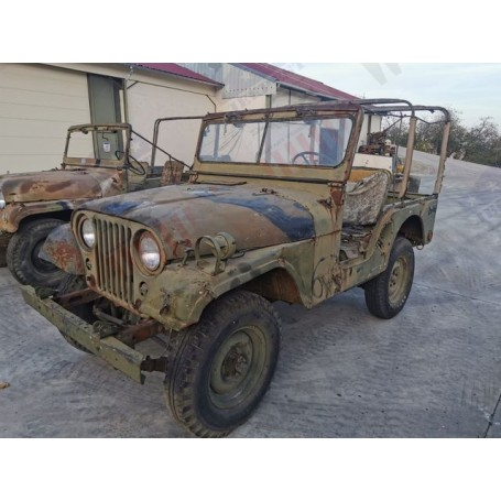 JEEP WILLYS M38A1