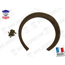 "LINING HAND BRAKE BAND DODGE ""MADE IN FRANCE"""