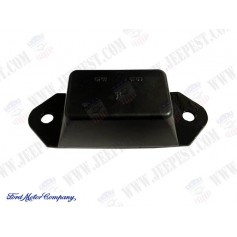 BUMPER RUBBER AXLE TO FRAME FORD