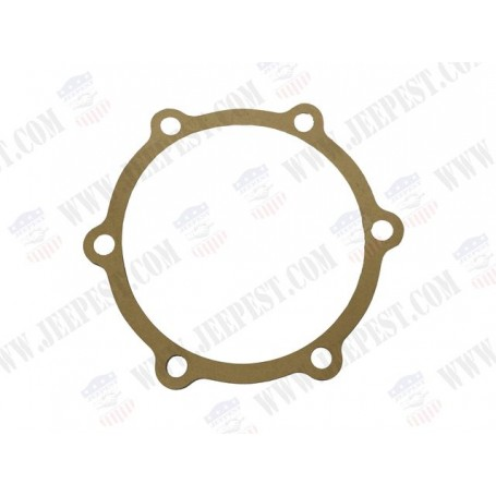 GASKET WINCH COVER HOUSING ON SIDE