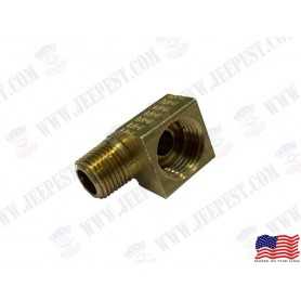 CONNECTOR FUEL ELBOW FUEL PUMP