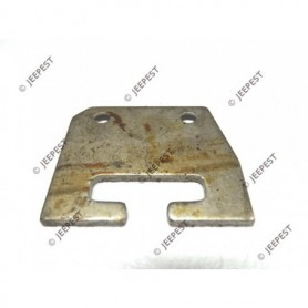 PLATE CONTROL LEVER GUIDE T84