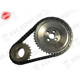 KIT ENGINE TIMING CHAIN JEEP MB NET