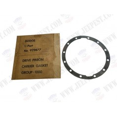 GASKET DRIVE PINION CARRIER LATE DODGE