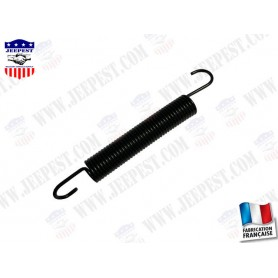 SPRING CLUTCH PEDAL RETRACTING NET