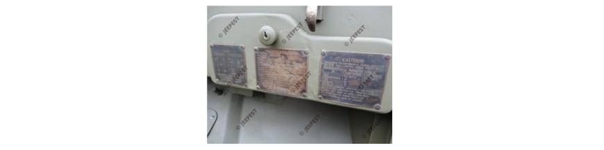 DECO-STICKER-DATA PLATE MB|GPW|M201