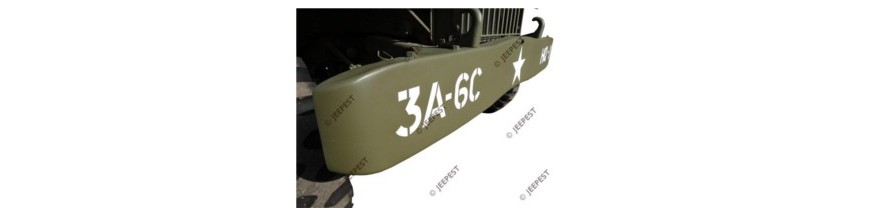 CHASSIS-PROTECTION 4X4 6X6