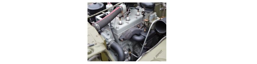 ENGINE MOTEUR MB|GPW|M201