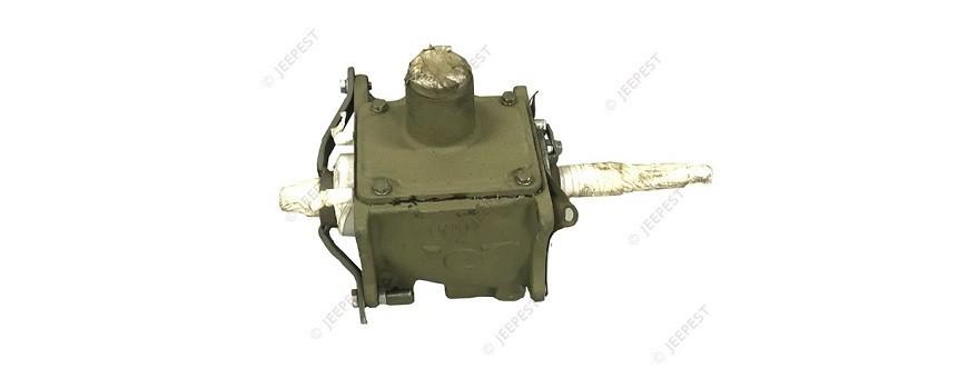 BOITE VITESSE T-84 MB|GPW|M201