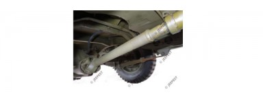 PROPELLER SHAFT MB|GPW|M201