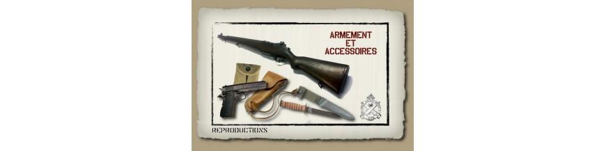ARMEMENT&ACCESSOIRES REPRODUCTION