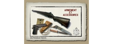 ARMEMENT&ACCESSOIRES REPRODUCTION