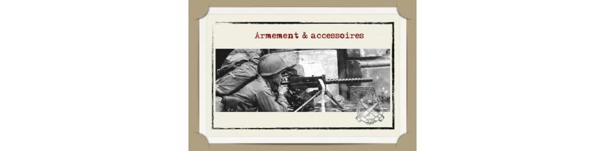ARMEMENT-ACCESSOIRES ORIGINE