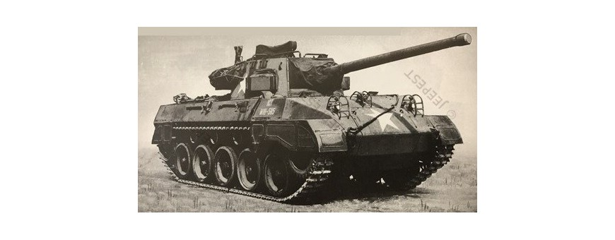 TANK DESTROYER M18 HELLCAT