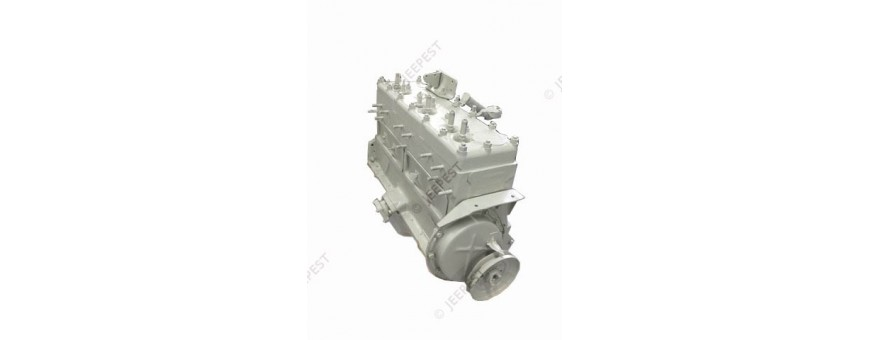 ENGINE BLOCK AND EXTERNAL PART 4X4|6X6