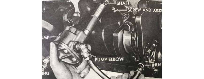 ENGINE OIL PUMP CCKW352 353