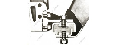 ENGINE BRACKET AND INSULATOR CCKW352|353