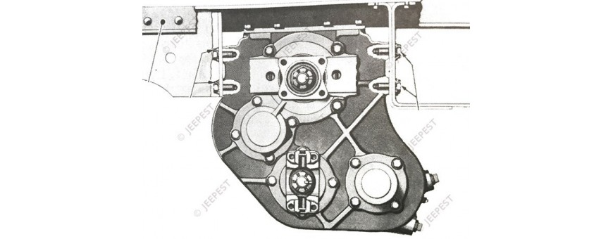 TRANSFER CASE BANJO