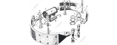 FREIN PRINCIPAL SPLIT CCKW352|353