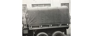 SEAT-TARP-STRAP CCKW352|353