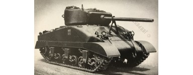 BLINDE M4 SHERMAN