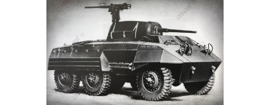ARMORED CAR M8 GREYHOUND