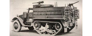 ARMORED M5 HALF TRACK