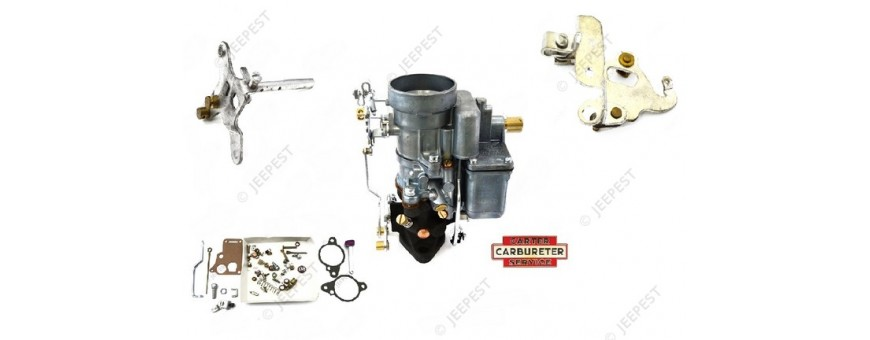 FUEL SYSTEM CARTER CARBURETOR MB|GPW|M201