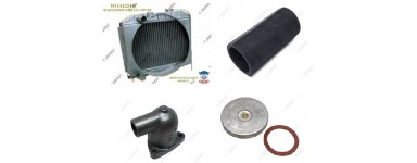 COOLING RADIATOR&HOSES MB|GPW|M201