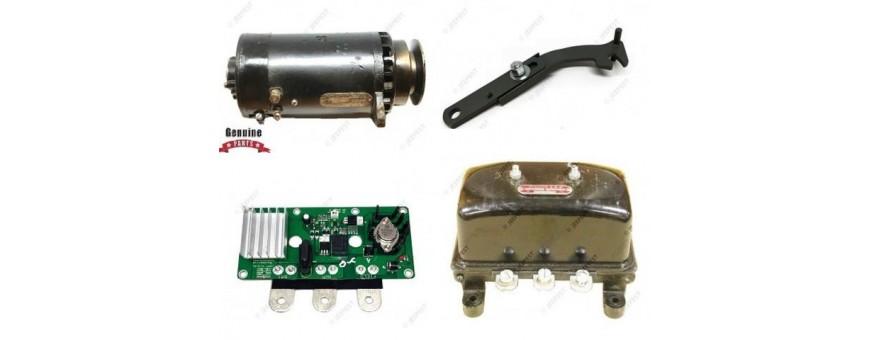 ELECTRICAL GENERATOR REGUL 6V MB GPW