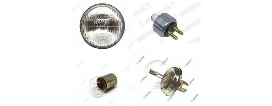 ELECTRICAL LIGHT|BULB 12V MB|GPW