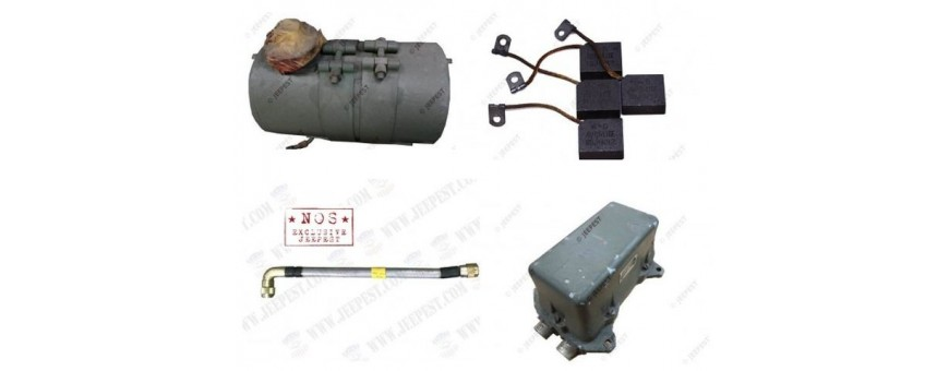ELECTRICAL GENERATOR | REGUL 24V M201