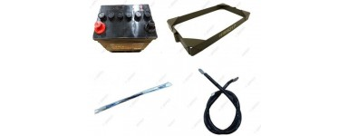 ELECTRICITE BATTERIE|CABLE|FIX 24V M201