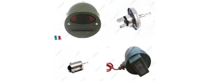 ELECTRICITE ECLAIRAGE|AMPOULE 24V M201