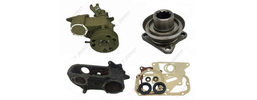 -TRANSFER CASE MB|GPW|M201