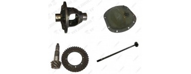 -AXLE REAR MB|GPW|M201