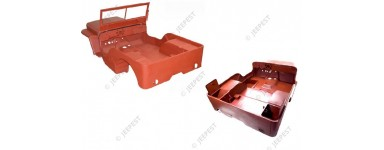 CAISSE-KIT CARROSSERIE MB|GPW|M201