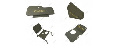 PIECES INTERIEUR CAISSE MB|GPW|M201