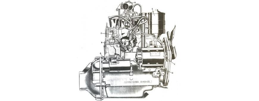 ENGINE M38|M38A1|CJ