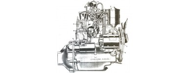 ENGINE M38|M38A1|CJ
