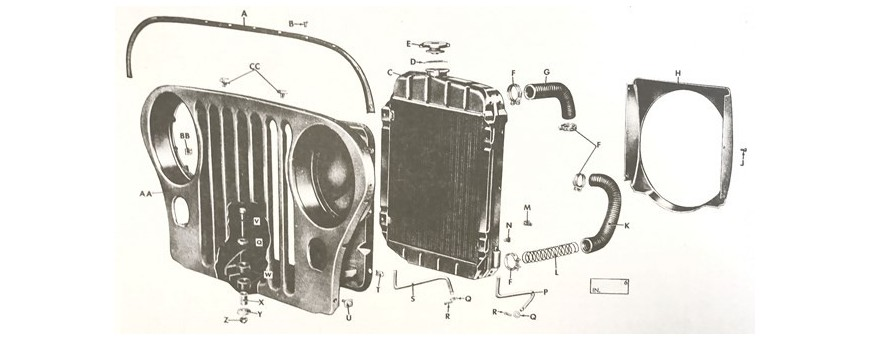 COOLING M38|M38A1|CJ