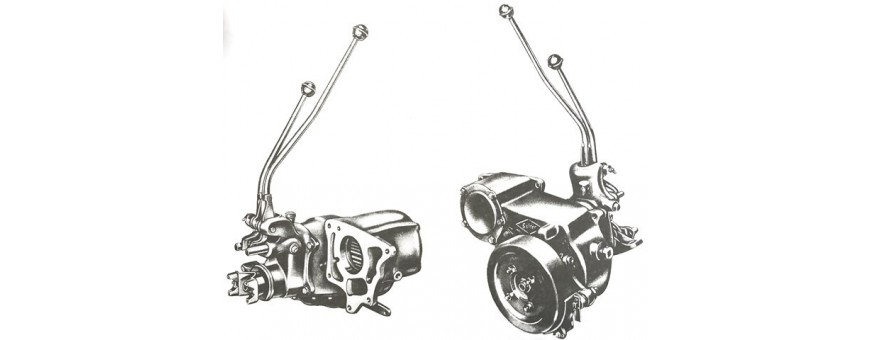 BOITE TRANSFERT M38|M38A1|CJ